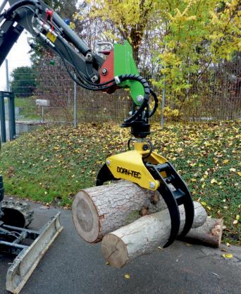 Berühmt Anbaugeraete-Shop - Holzgreifer für Bagger mit MS01 oder MS03, Greifer #DX_51