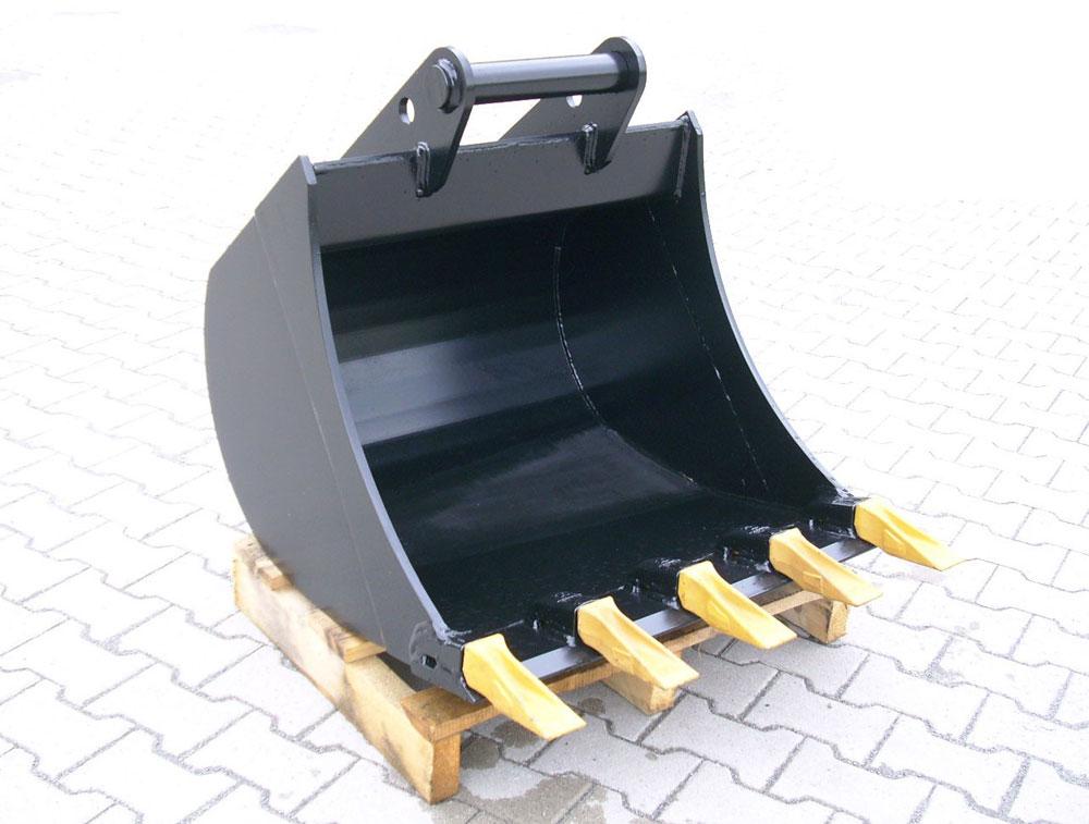 Beliebt Bevorzugt Anbaugeraete-Shop - Baggerlöffel mit Lehnhoff MS08 für Bagger &SY_93